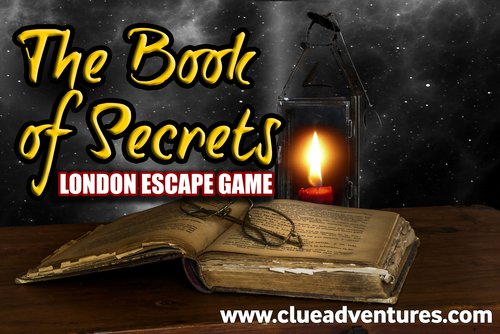 Clue Adventures – The Book of Secrets – 8.5/10