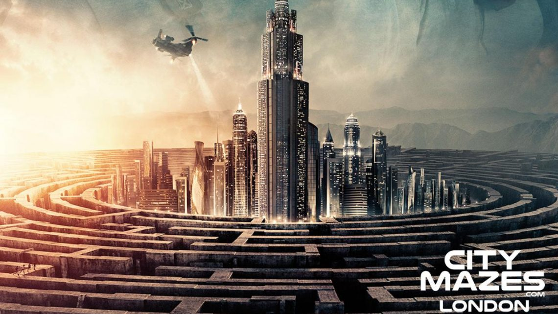 City Mazes – The Runner – 6.5/10