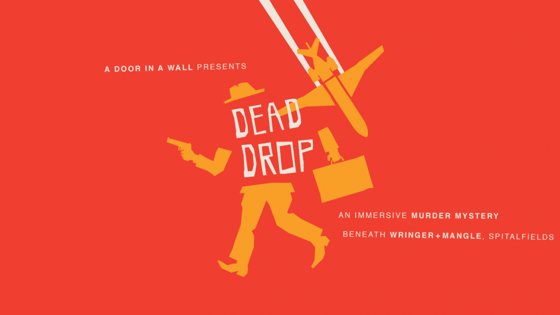 A Door In A Wall – Dead Drop – 9/10 – *Game closed, company open*