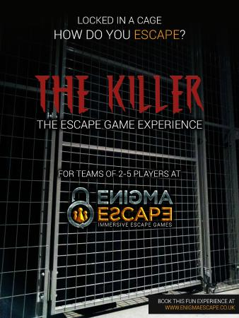 Enigma Escape – The Killer – 8.5/10