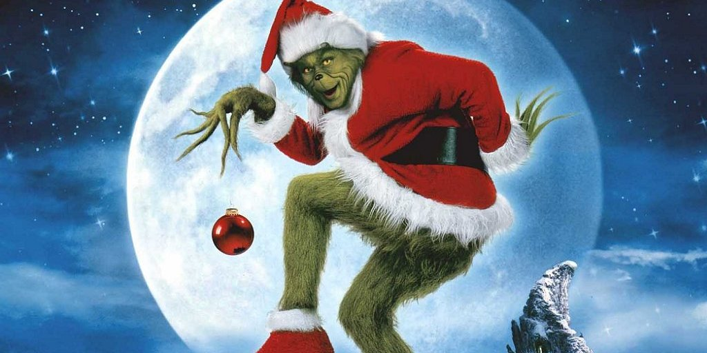 The Christmas Grinch 9/10
