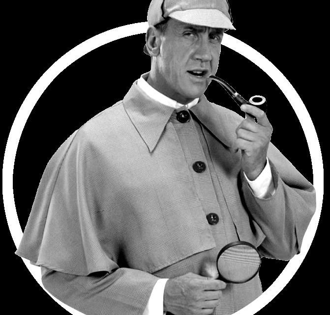 Insideout Escape – Finding Sherlock Holmes – 7.5/10