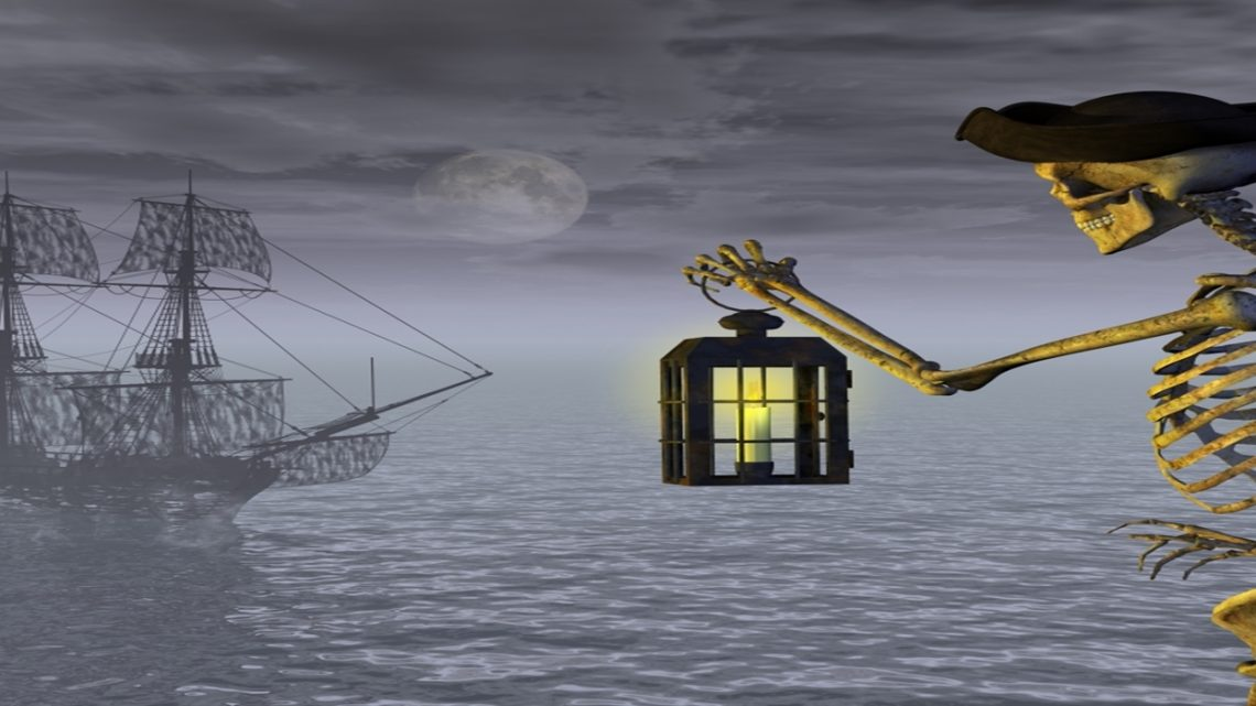 Cliffhanger Rooms – The Haunted Pirate Ship – 8.5/10