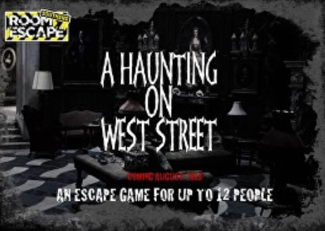 Room Escape Southend – A Haunting on West Street – 8/10 – *Room closed, company open*