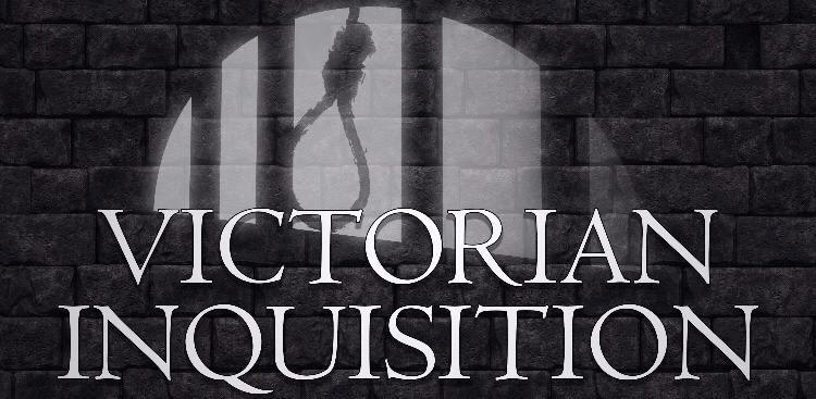 Tension Twisted Realities – Victorian Inquisition – 6/10