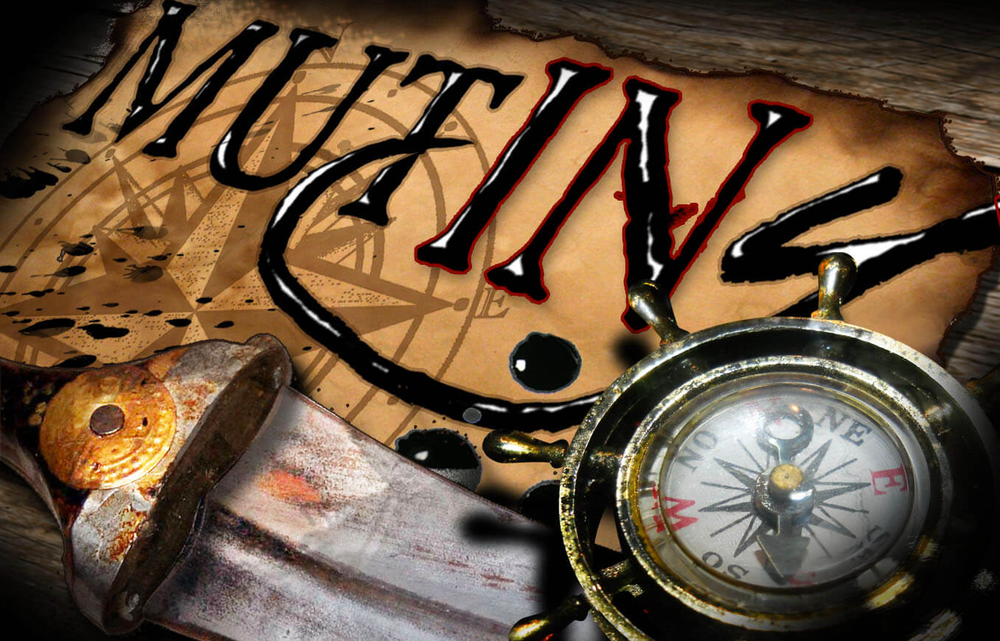 Tulleys Escape Rooms – Mutiny – 9.5/10