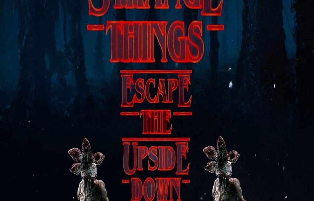 Room Lockdown Escape – Strange Things – 6.5/10