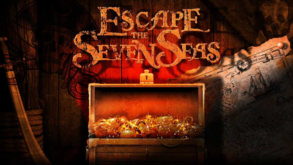 Escape London – Escape the Seven Seas – 7/10