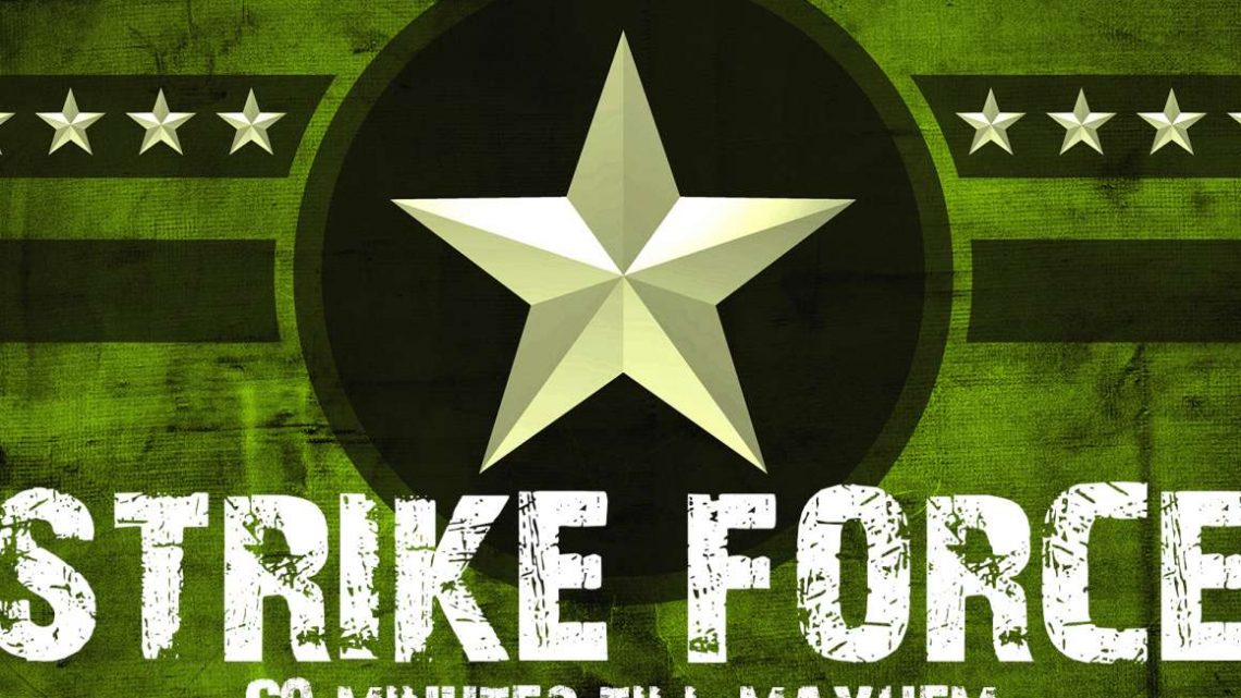 Panic Room Harlow – Strike Force – 6.5/10