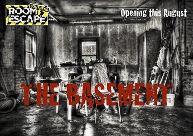Room Escape Southend – The Basement – 7.5/10