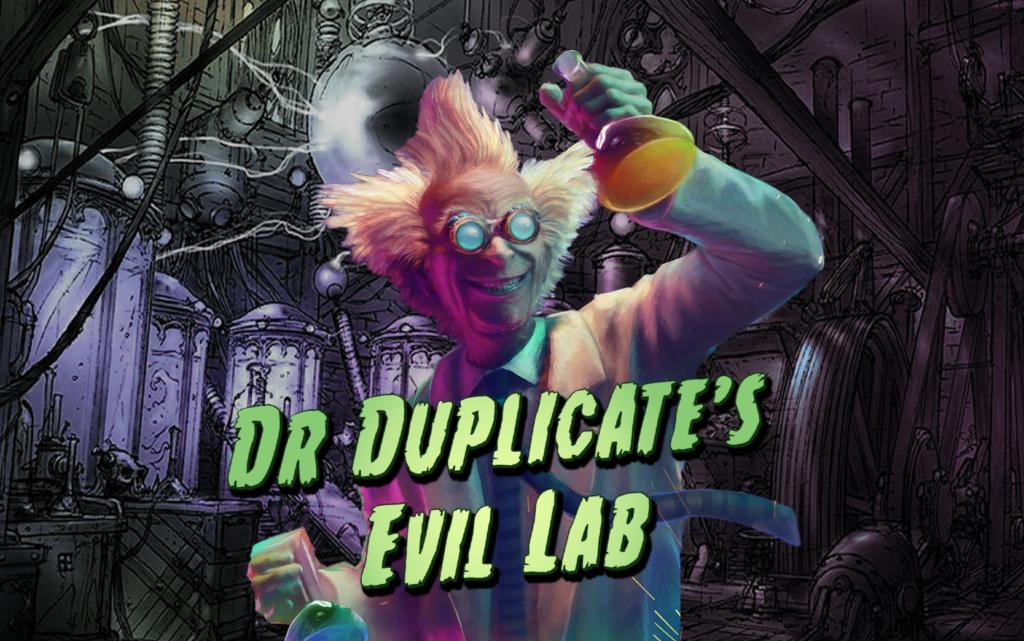 Tricky Escape – Dr Duplicate's Evil Lab – 9/10