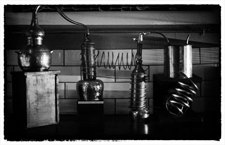 Locked In Edinburgh- Distillery – 8/10